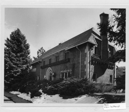 Kistler-Rodriguez House old photo